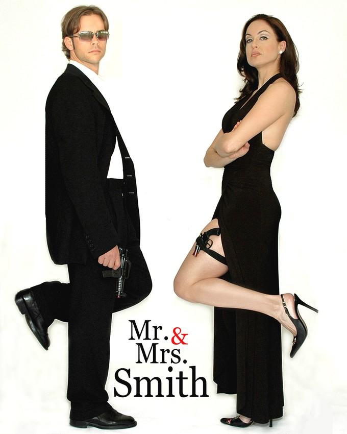 Mr and Mrs Smith  le jour où Brad Pitt et Angelina Jolie
