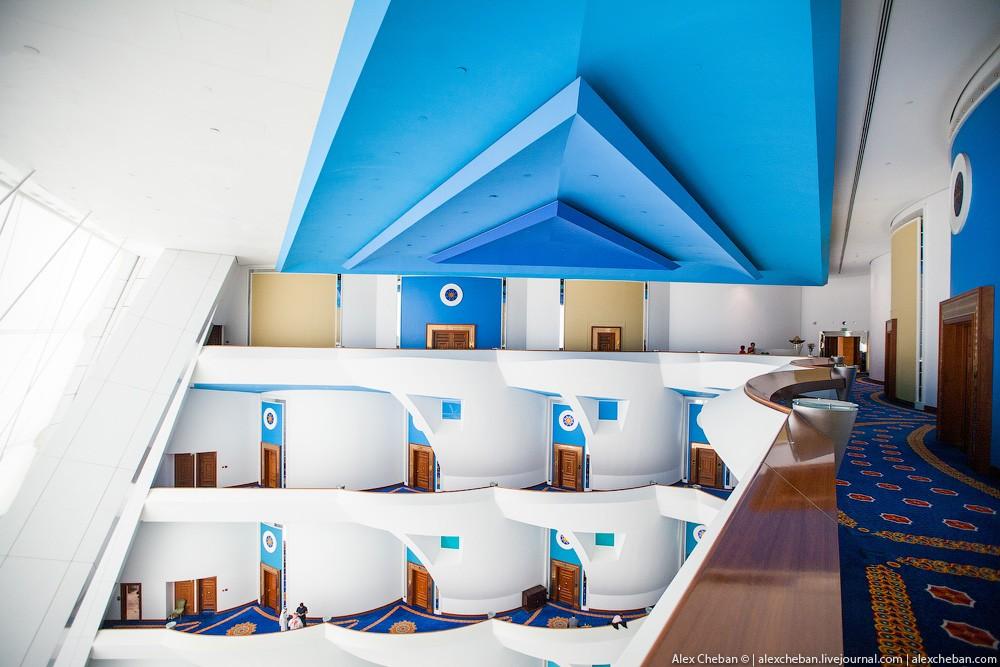 BurjAlArab04 ouro para xeques e oligarcas: o quarto mais caro no hotel Burj Al Arab sete estrelas