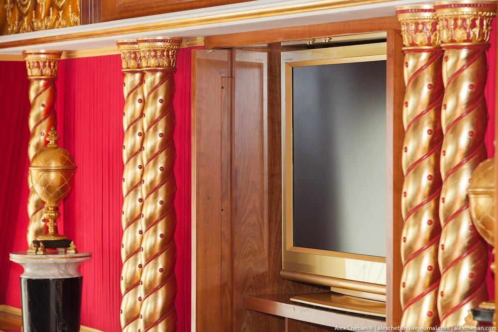 BurjAlArab10 ouro para xeques e oligarcas: o quarto mais caro no hotel Burj Al Arab sete estrelas