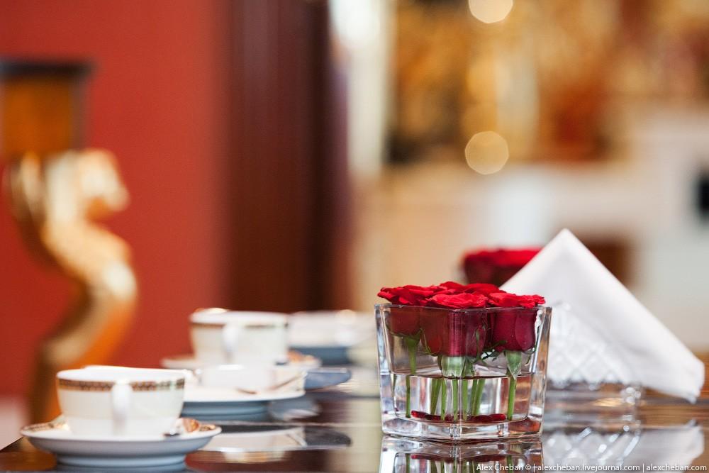BurjAlArab11 ouro para xeques e oligarcas: o quarto mais caro no hotel Burj Al Arab sete estrelas