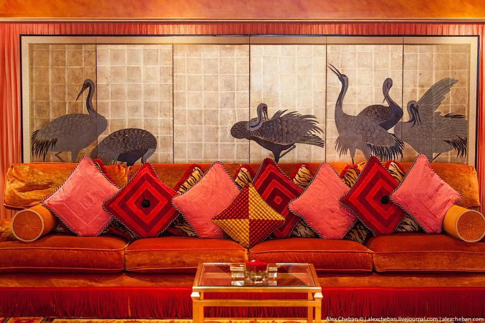 BurjAlArab12 Золото для шейхов и олигархов: самый дорогой номер в семизвездочном отеле Burj Al Arab