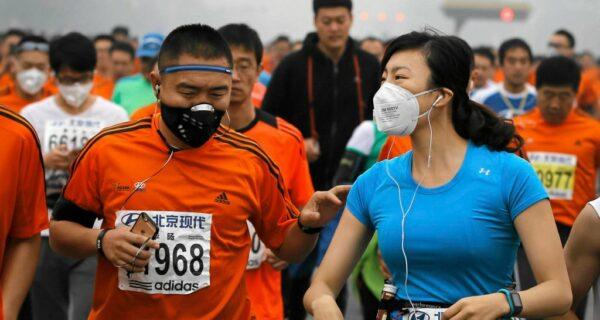 Самый нездоровый марафон на планете