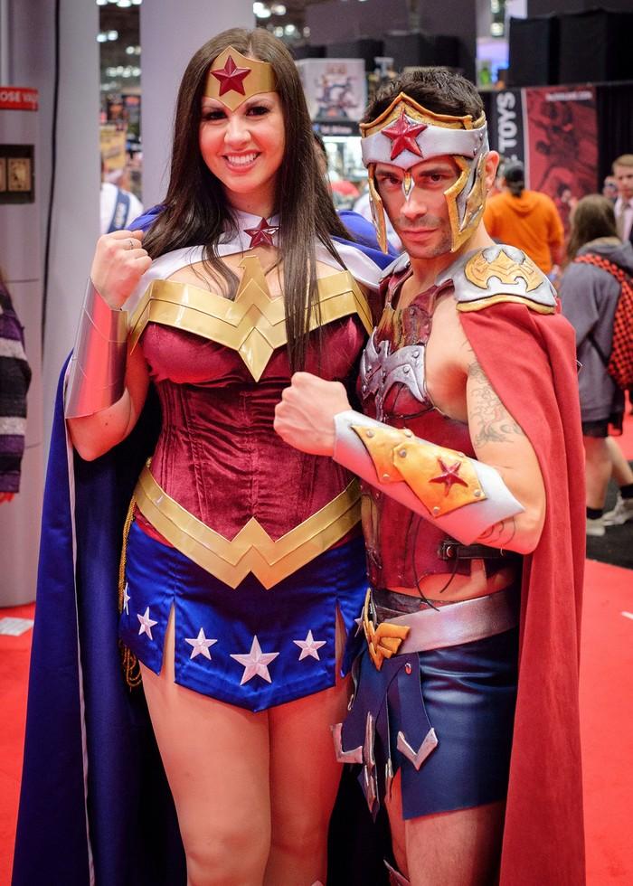 ComicCon11 Comic Con 2014 в Нью Йорке