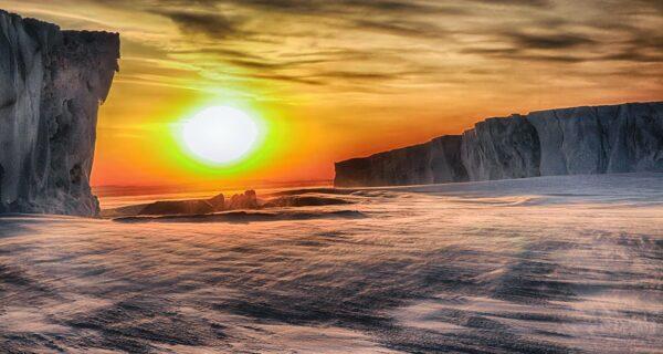 Великолепная Антарктида глазами Девена Стросса