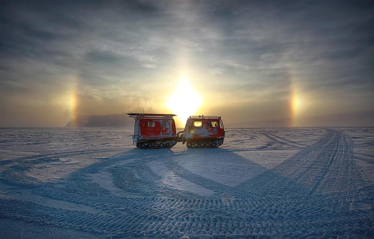 Великолепная Антарктида глазами Девена Стросса • НОВОСТИ В ...: http://bigpicture.ru/?p=557470