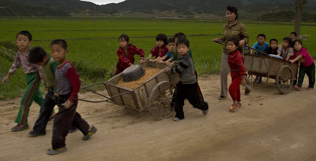 Guttenfelder02 Северная Корея без прикрас в объективе западного фотографа