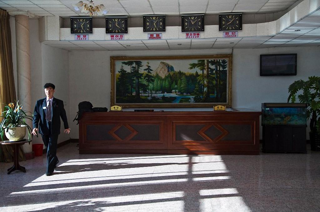 Guttenfelder11 Северная Корея без прикрас в объективе западного фотографа