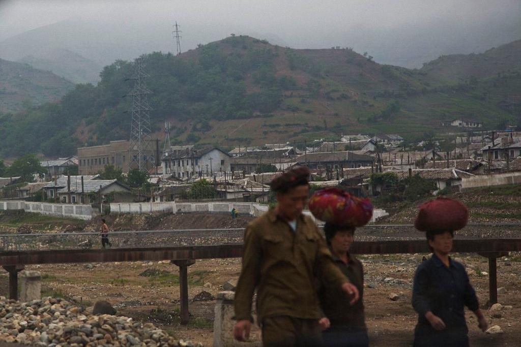 Guttenfelder14 Северная Корея без прикрас в объективе западного фотографа