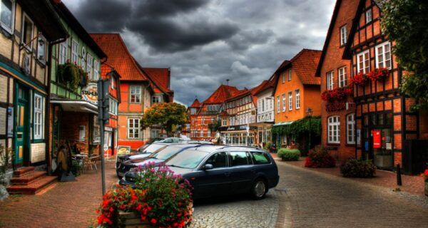Германия на HDR-фотографиях Даниэля Меннериха