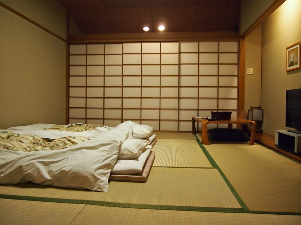 Japan style Bedroom Glamor Ideas2 990x742 Пять стран без центрального отопления