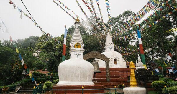 В поисках волшебства: один вечер в Катманду