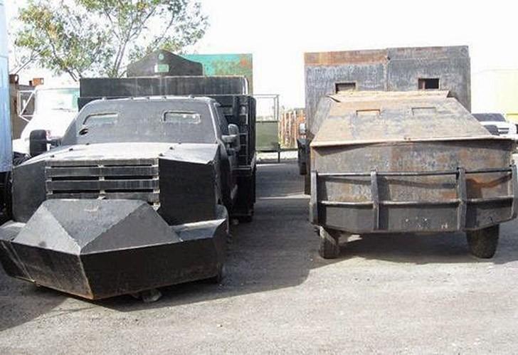 MXdrugwar01 «Боевые машины» мексиканской нарковойны