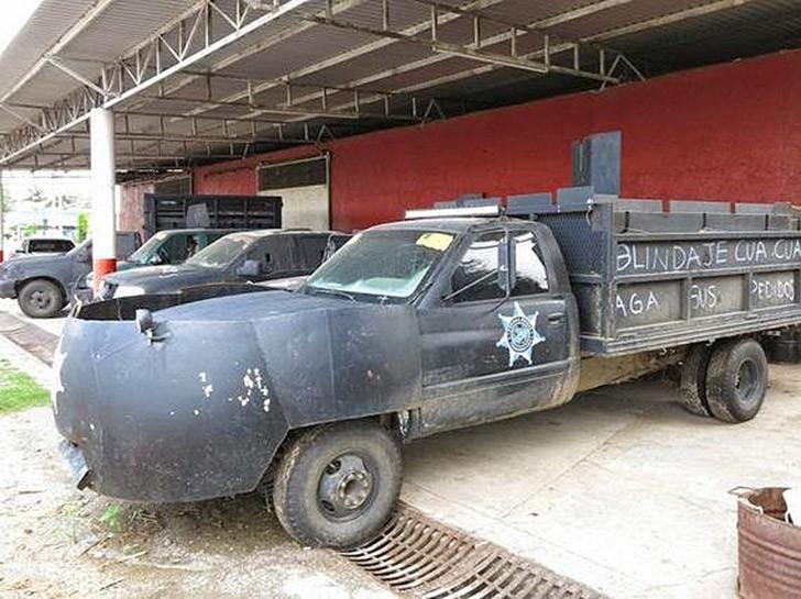MXdrugwar03 «Боевые машины» мексиканской нарковойны