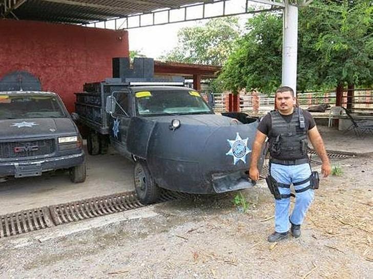 MXdrugwar07 «Боевые машины» мексиканской нарковойны