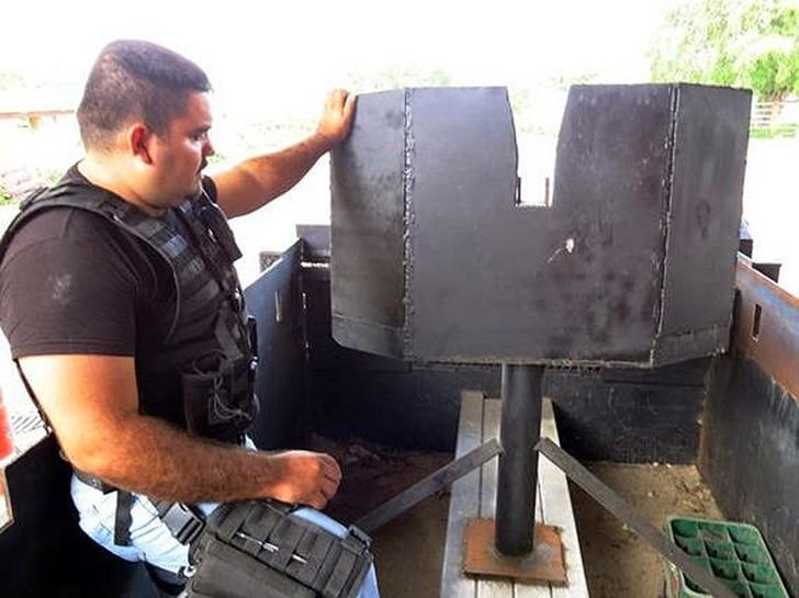 MXdrugwar08 «Боевые машины» мексиканской нарковойны