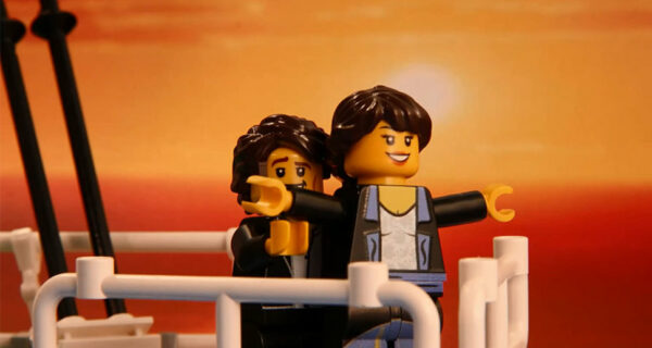 15-летний подросток мастерски воссоздает знаменитые сцены голливудских блокбастеров из конструктора Lego