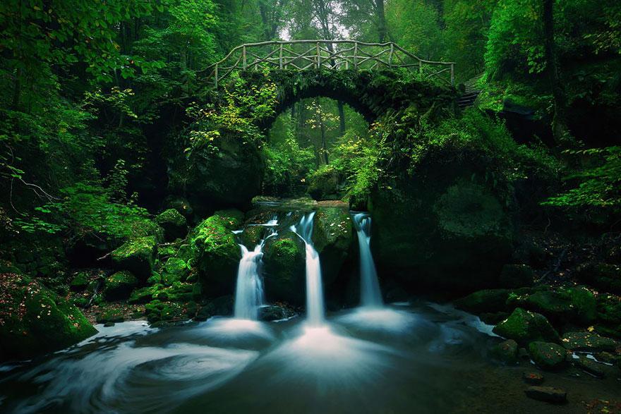 Красивые мосты из реальной жизни