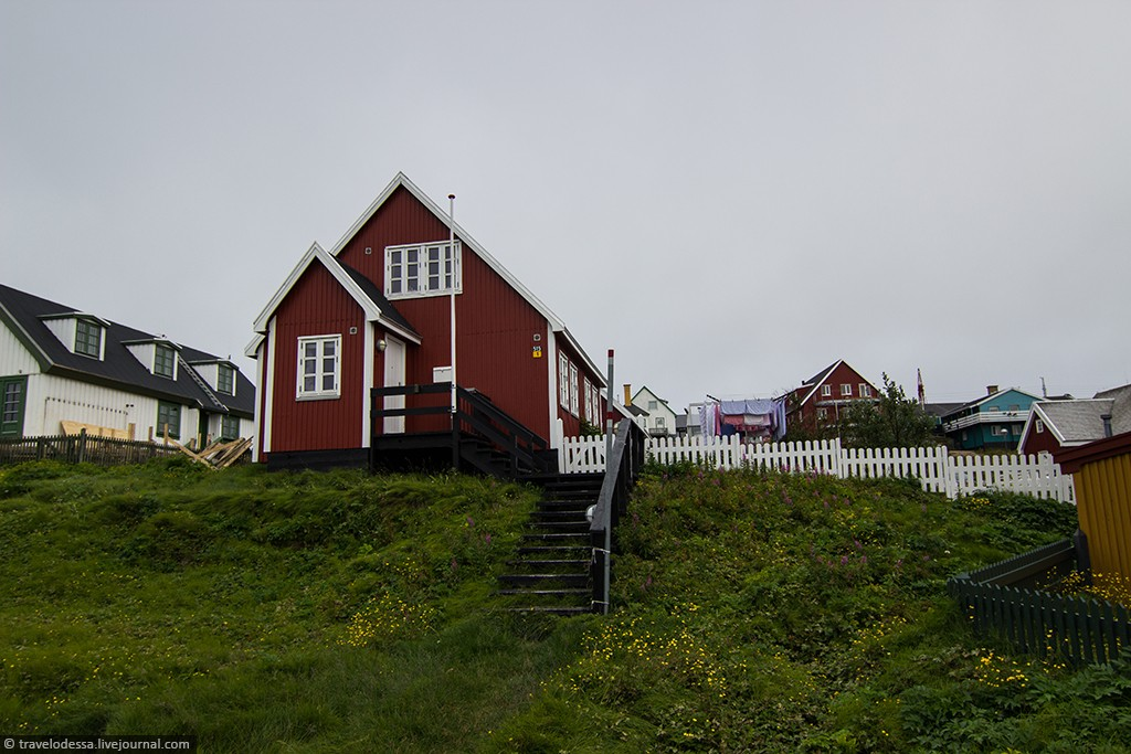 Nuuk03 Спальный район Нуука. Как живут люди в Гренландии