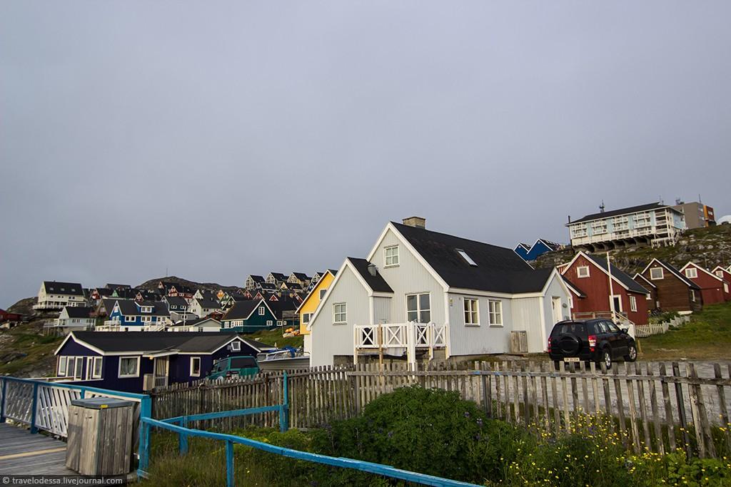 Nuuk07 Спальный район Нуука. Как живут люди в Гренландии