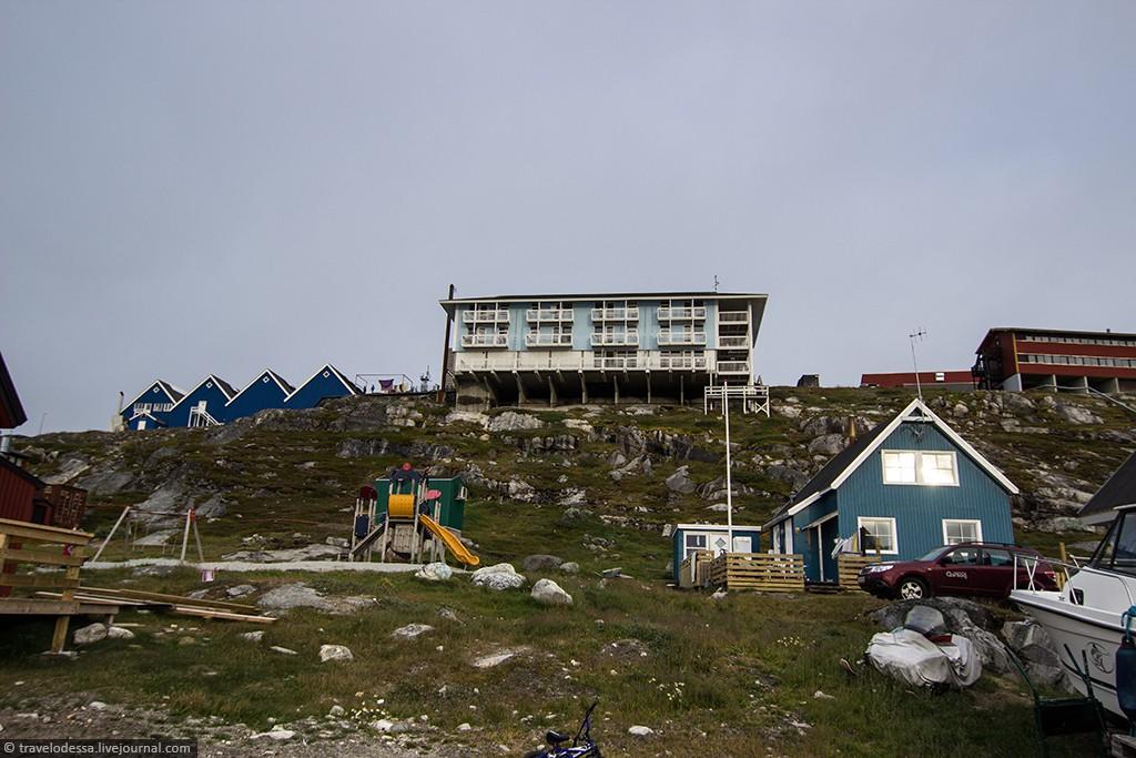 Nuuk08 Спальный район Нуука. Как живут люди в Гренландии