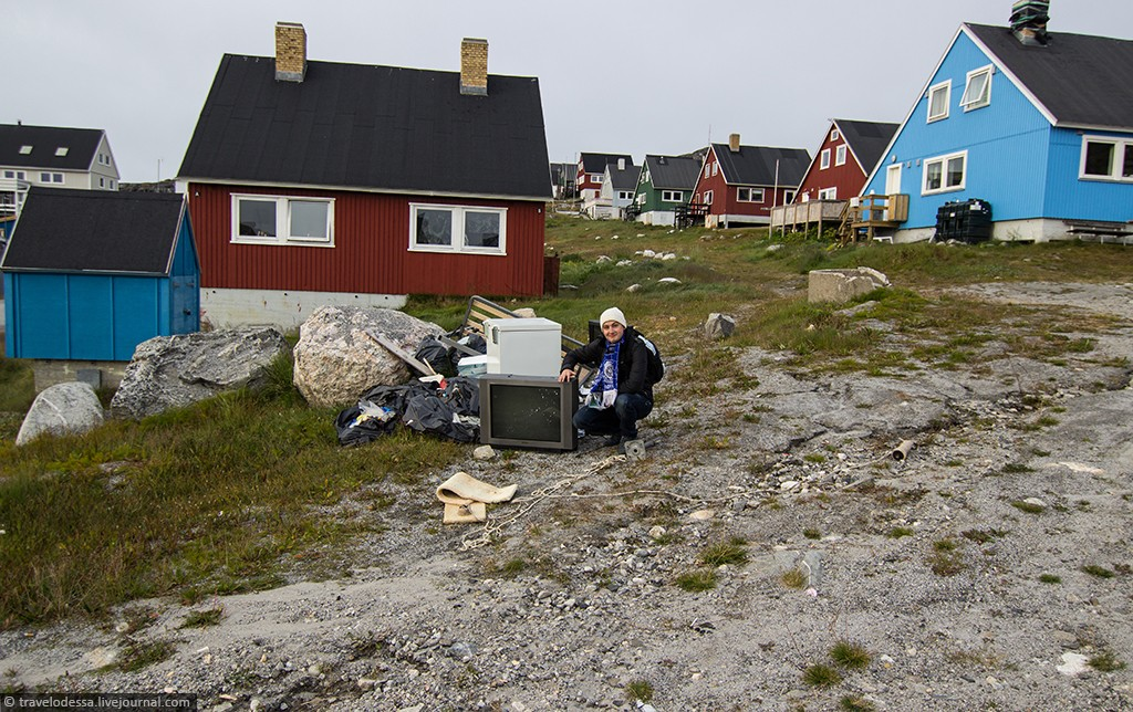Nuuk10 Спальный район Нуука. Как живут люди в Гренландии