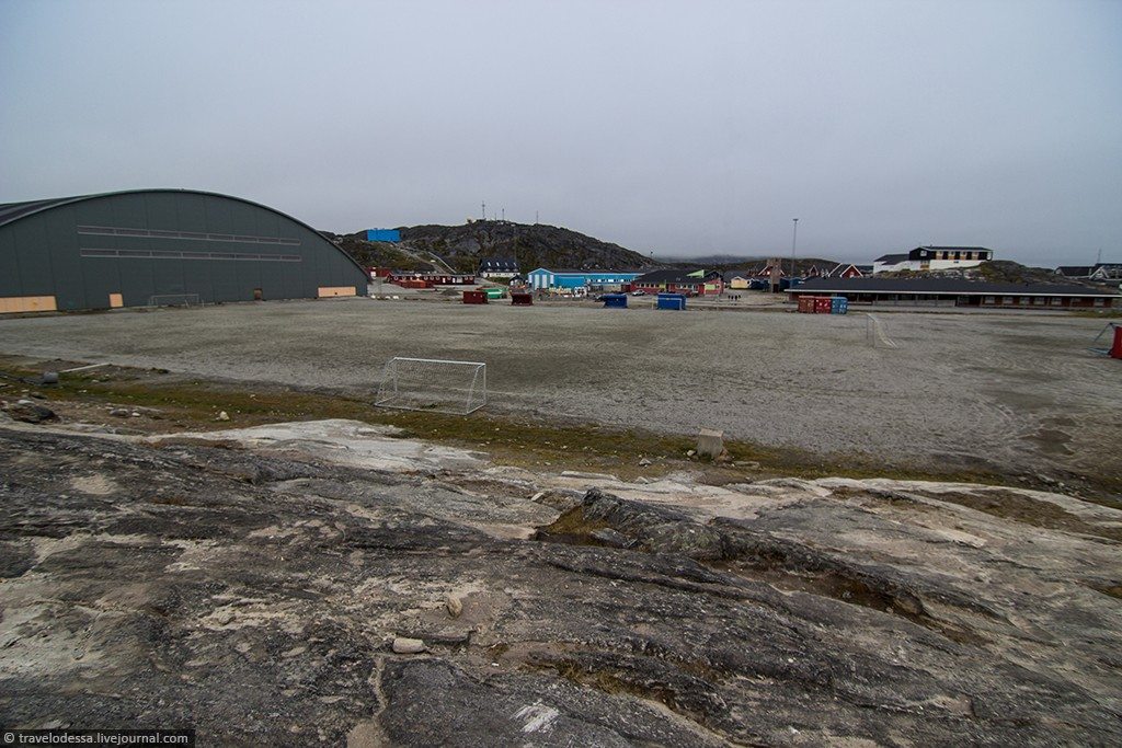 Nuuk15 Спальный район Нуука. Как живут люди в Гренландии