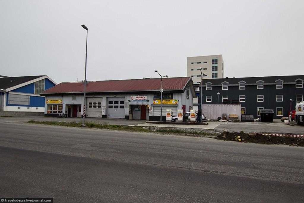 Nuuk16 Спальный район Нуука. Как живут люди в Гренландии