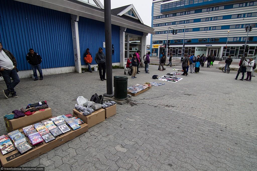Nuuk18 Спальный район Нуука. Как живут люди в Гренландии