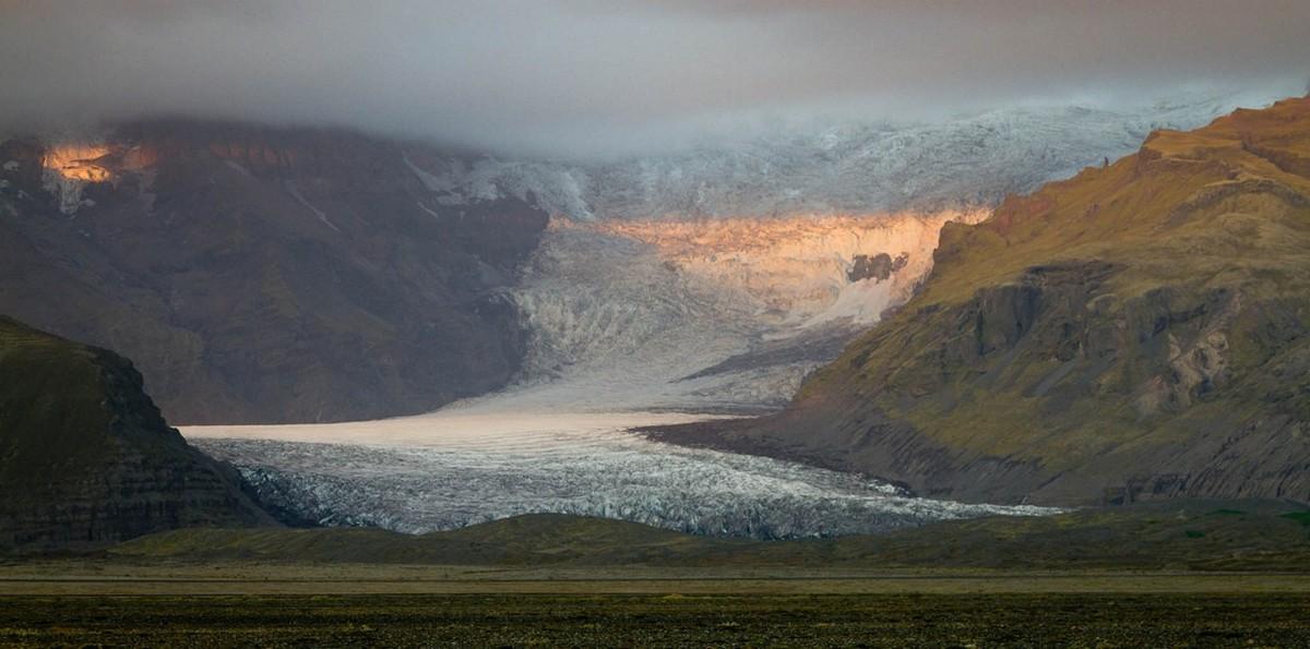 Skaftafell01 Скафтафетль. Грубая красота Исландии