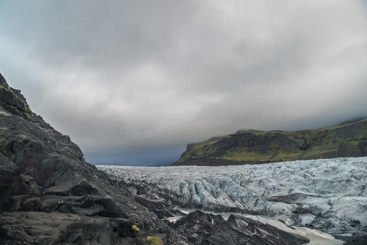 Skaftafell02 Скафтафетль. Грубая красота Исландии