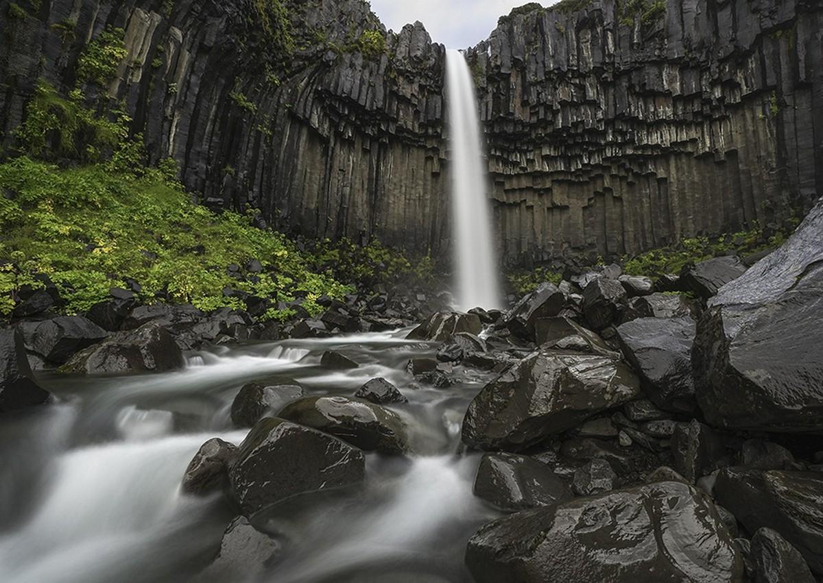 Skaftafell03 Скафтафетль. Грубая красота Исландии