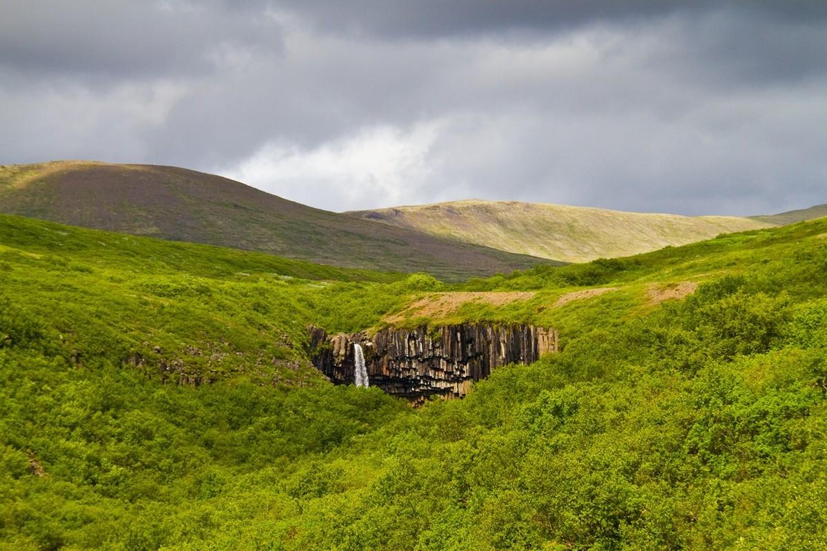 Skaftafell06 Скафтафетль. Грубая красота Исландии