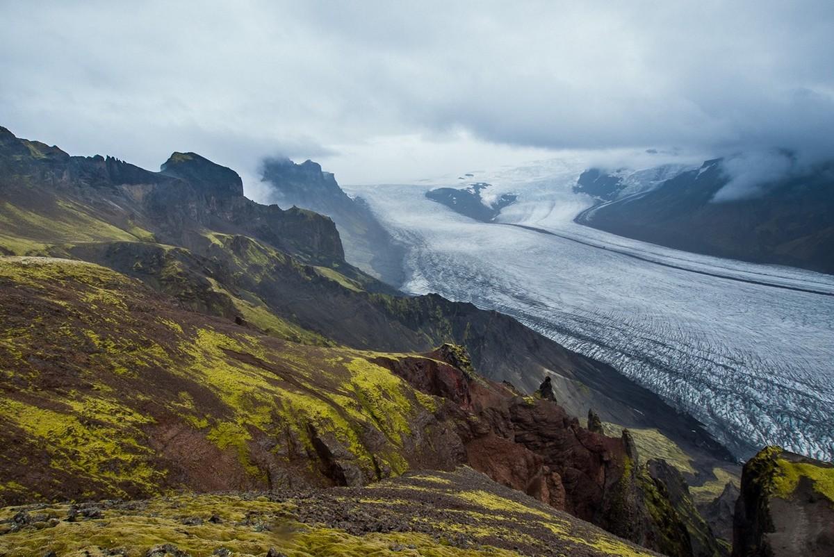 Skaftafell07 Скафтафетль. Грубая красота Исландии