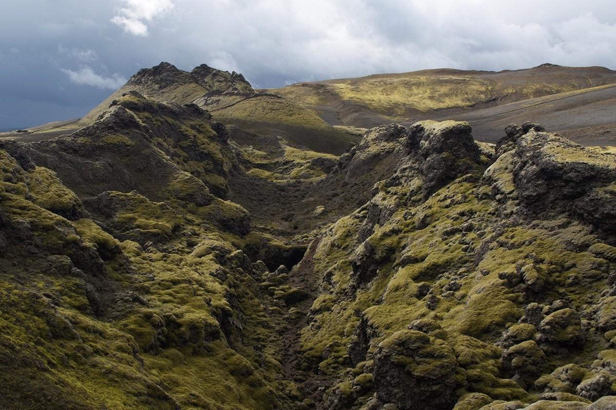 Skaftafell12 Скафтафетль. Грубая красота Исландии
