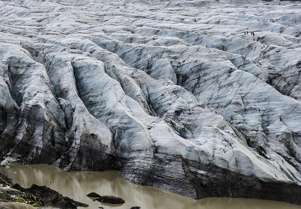 Skaftafell13 Скафтафетль. Грубая красота Исландии