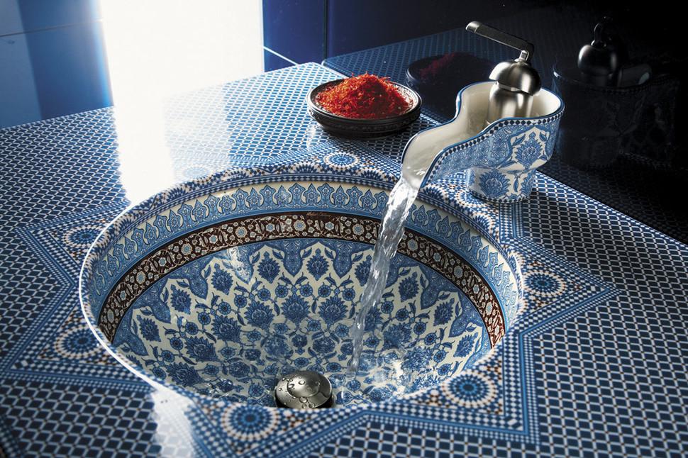 StylishSinks12 26 самых красивых и стильных раковин, которые украсят любой дом
