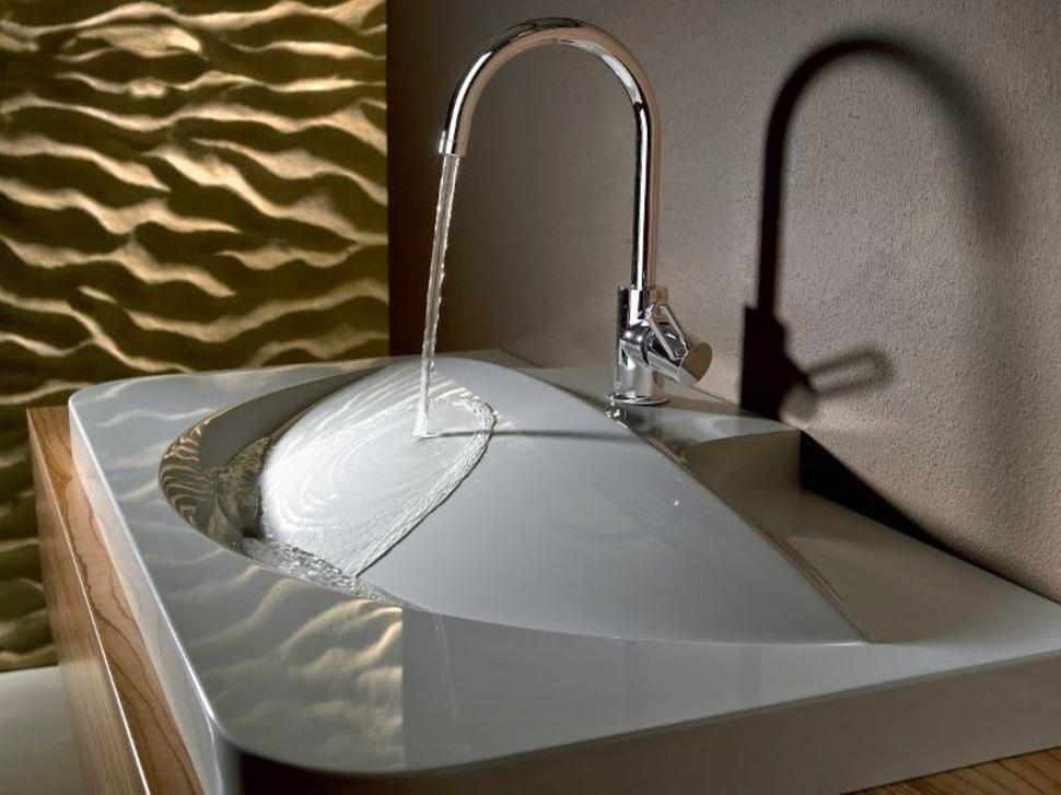 StylishSinks13 26 самых красивых и стильных раковин, которые украсят любой дом