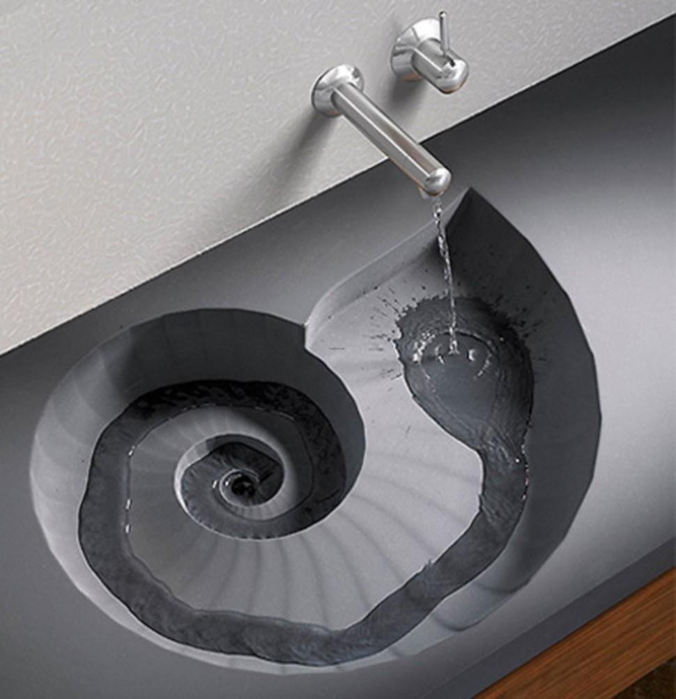 StylishSinks32 26 самых красивых и стильных раковин, которые украсят любой дом