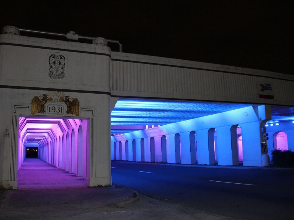 Tonnels04 Самые необычные транспортные тоннели