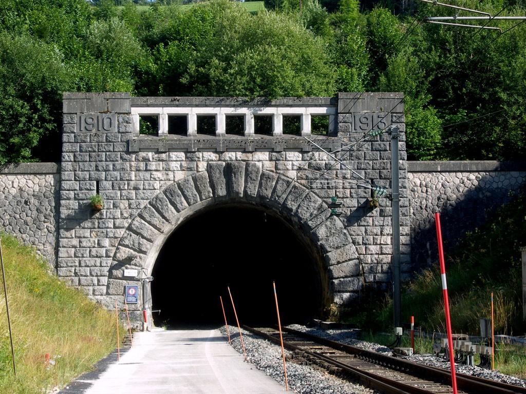 Tonnels18 Самые необычные транспортные тоннели
