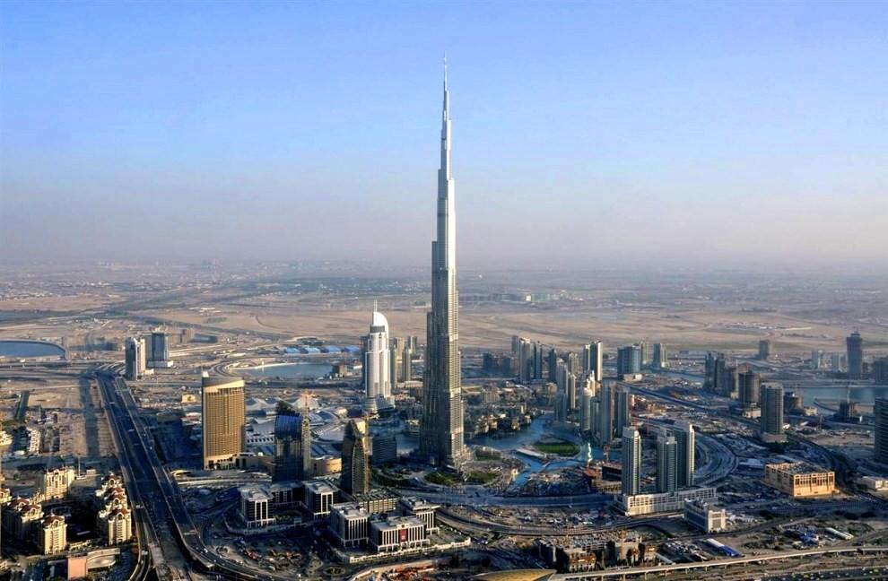UAEbuildings01 10 самых поразительных сооружений ОАЭ