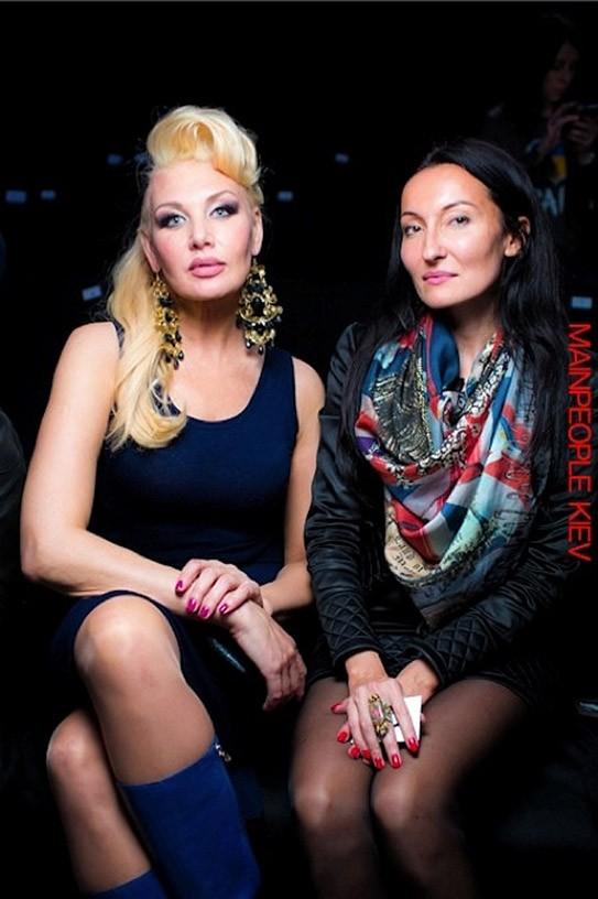 UAFashionWeek16 Как тусуются и во что одеваются на неделе моды в Киеве
