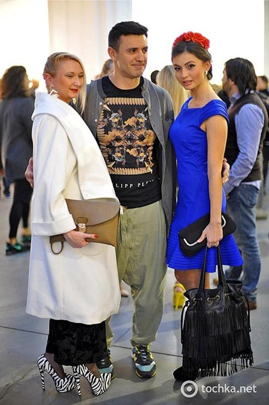 UAFashionWeek20 Как тусуются и во что одеваются на неделе моды в Киеве