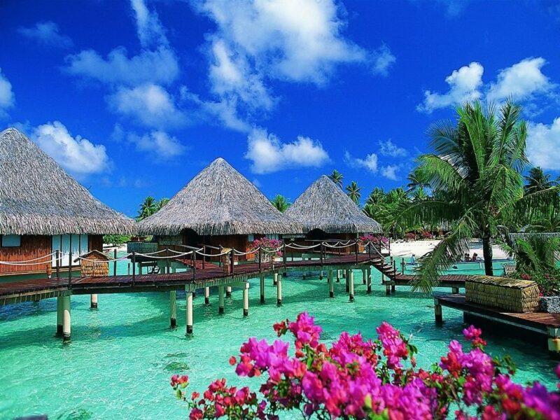 bestislands01 800x600 10 самых красивых островов мира