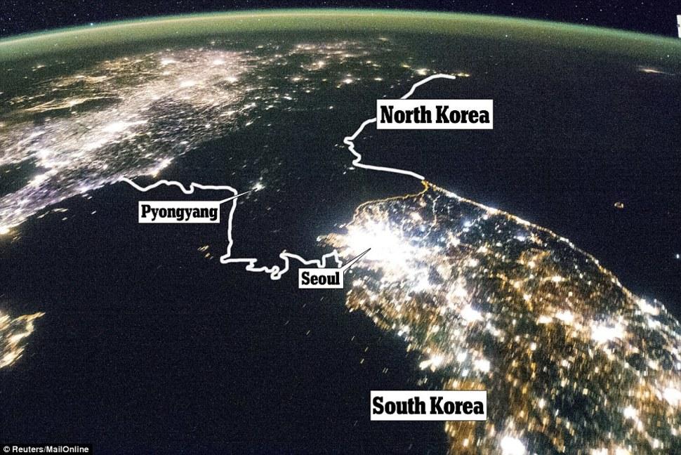 borders06 Самые необычные границы, которые наглядно демонстрируют политику государств