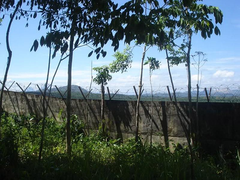 borderwalls09 10 мрачных пограничных стен, разделяющих мир