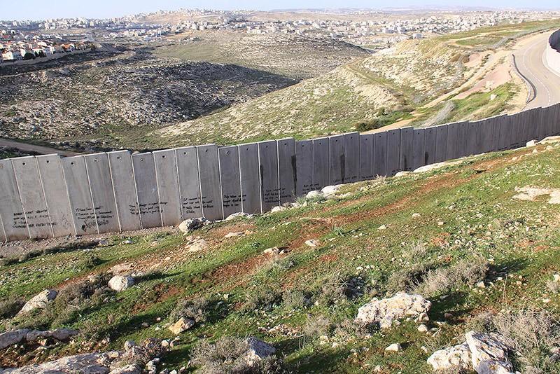 borderwalls23 10 мрачных пограничных стен, разделяющих мир