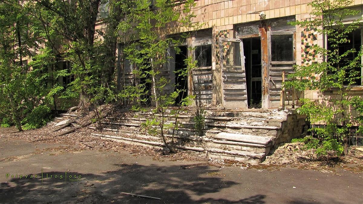 chnpp03 Оживающий Чернобыль