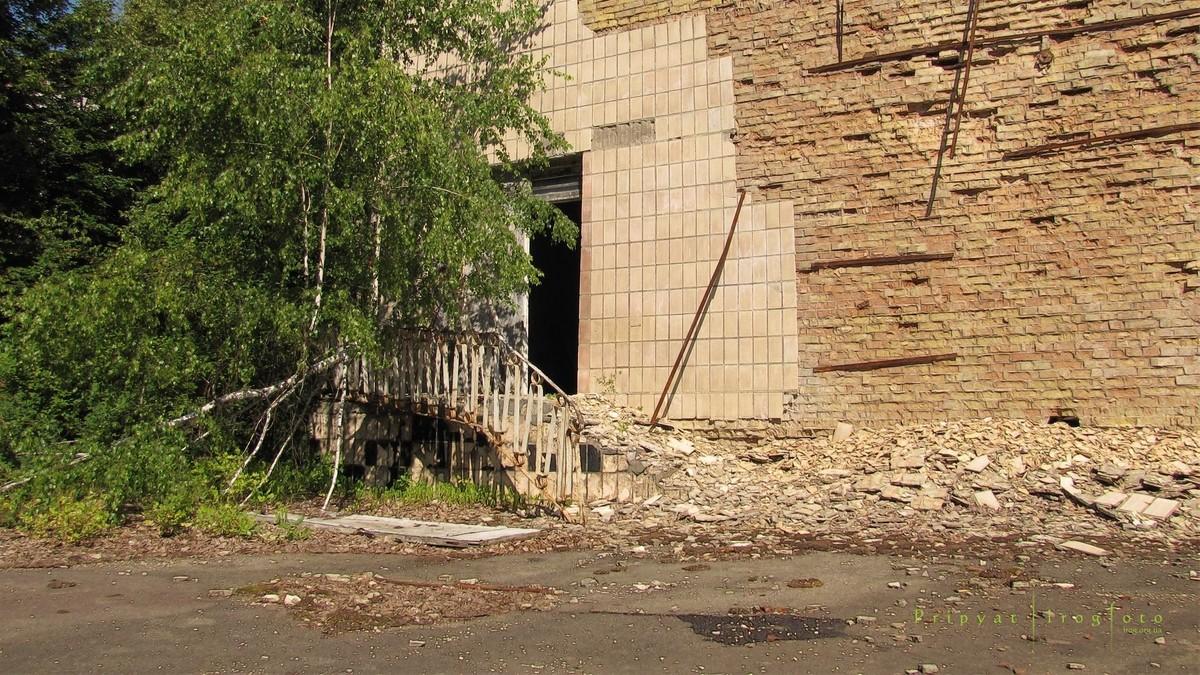 chnpp10 Оживающий Чернобыль