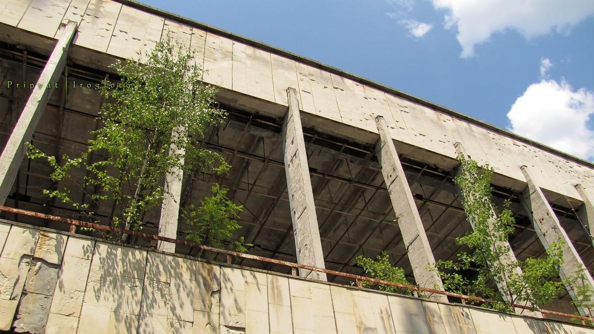 chnpp16 Оживающий Чернобыль